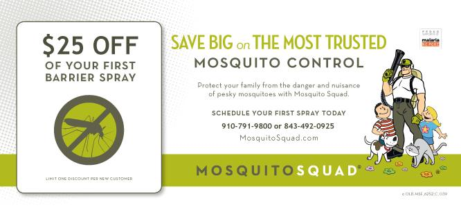 Norfolk county mosquito control project home page