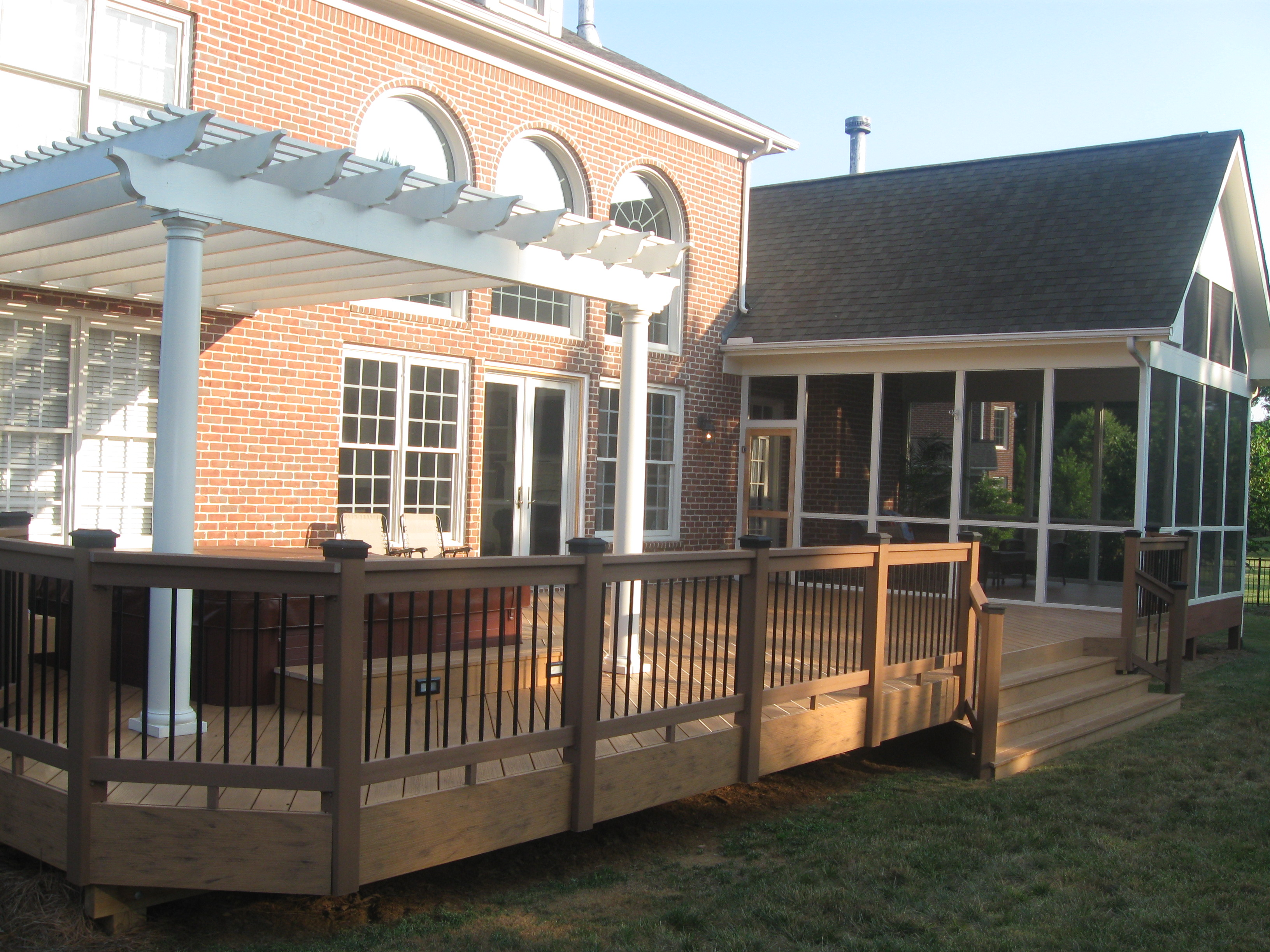 Best raleigh deck builder the archadeck difference baanklon Images