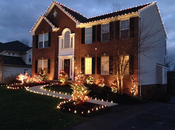 pittsburgh holiday outdoor lighting - C9 Outdoor Christmas Lights