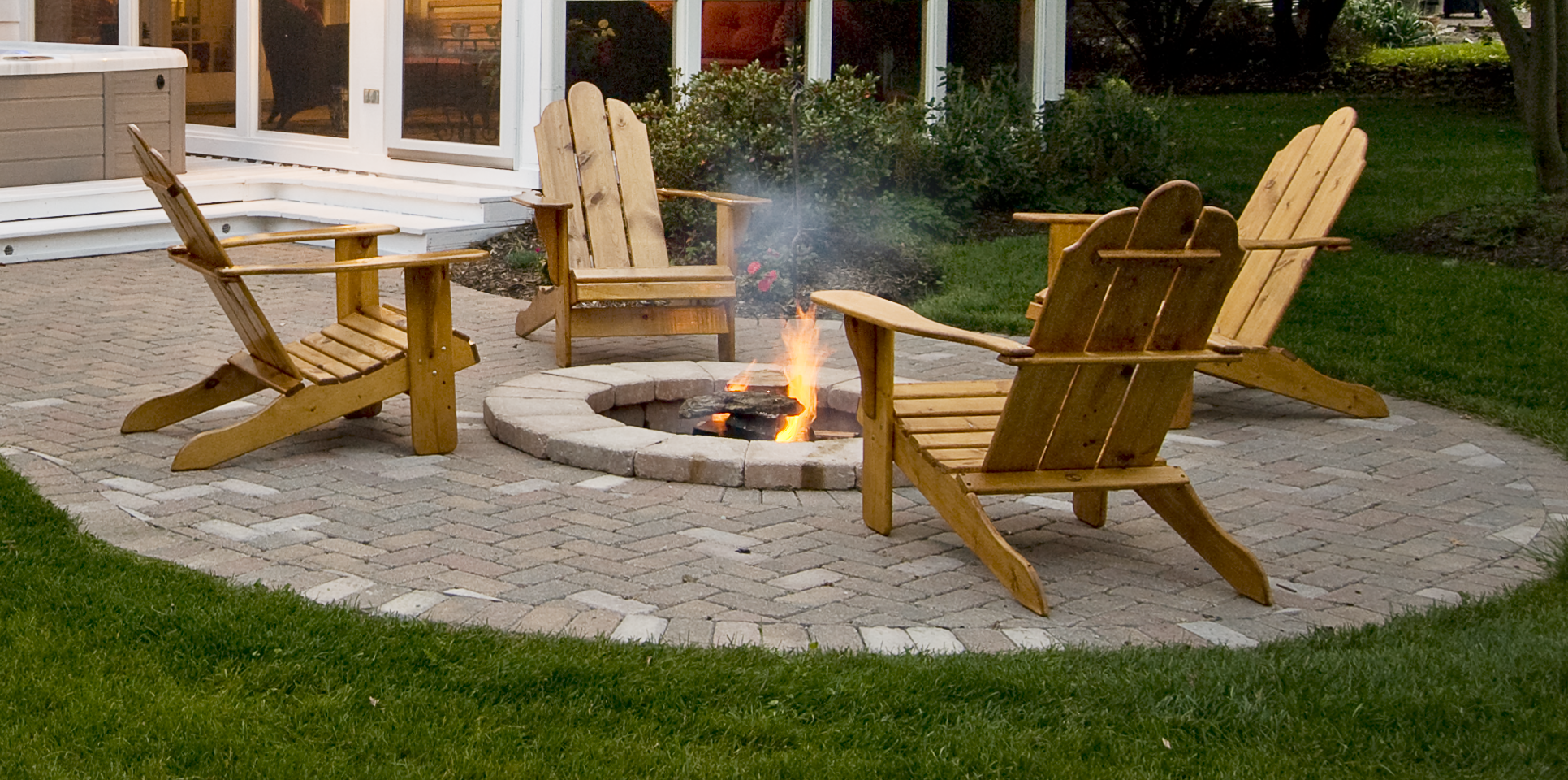 fire pit pros and cons with archadeck of chicagoland archadeck