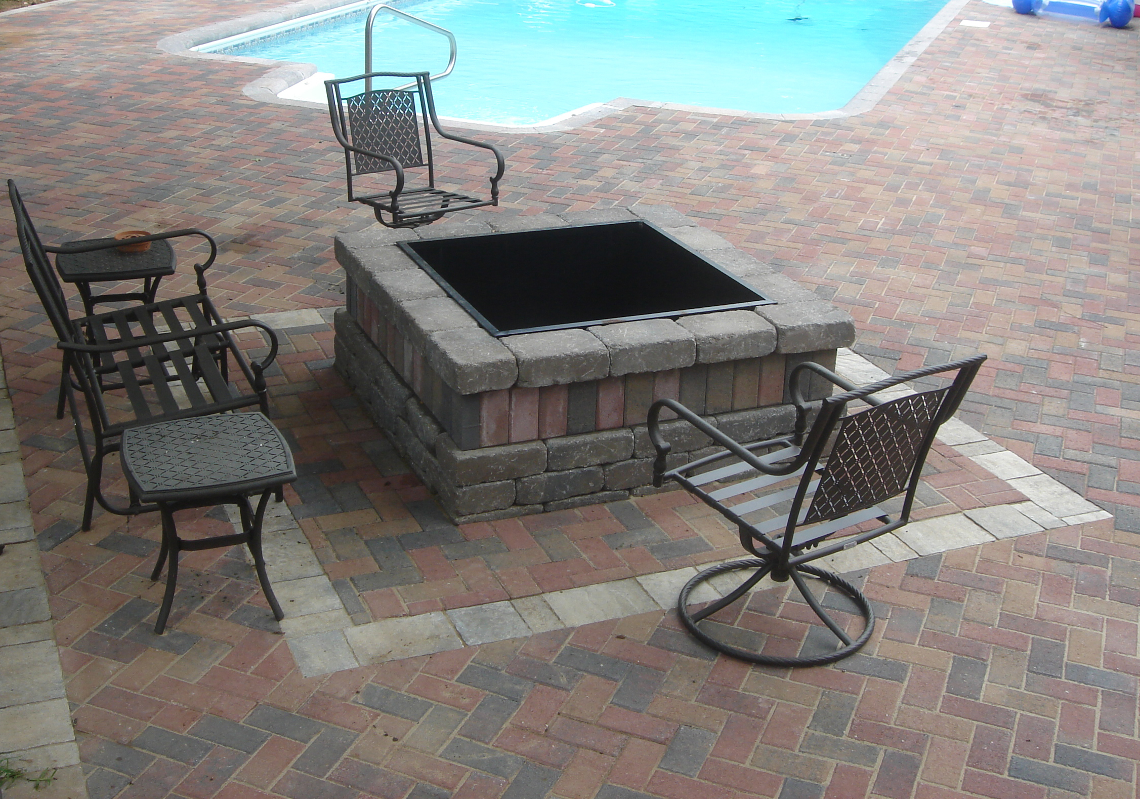 Watch the Design & Build of a Paver Patio & Outdoor Kitchen in Warner Robins GA Thumbnail