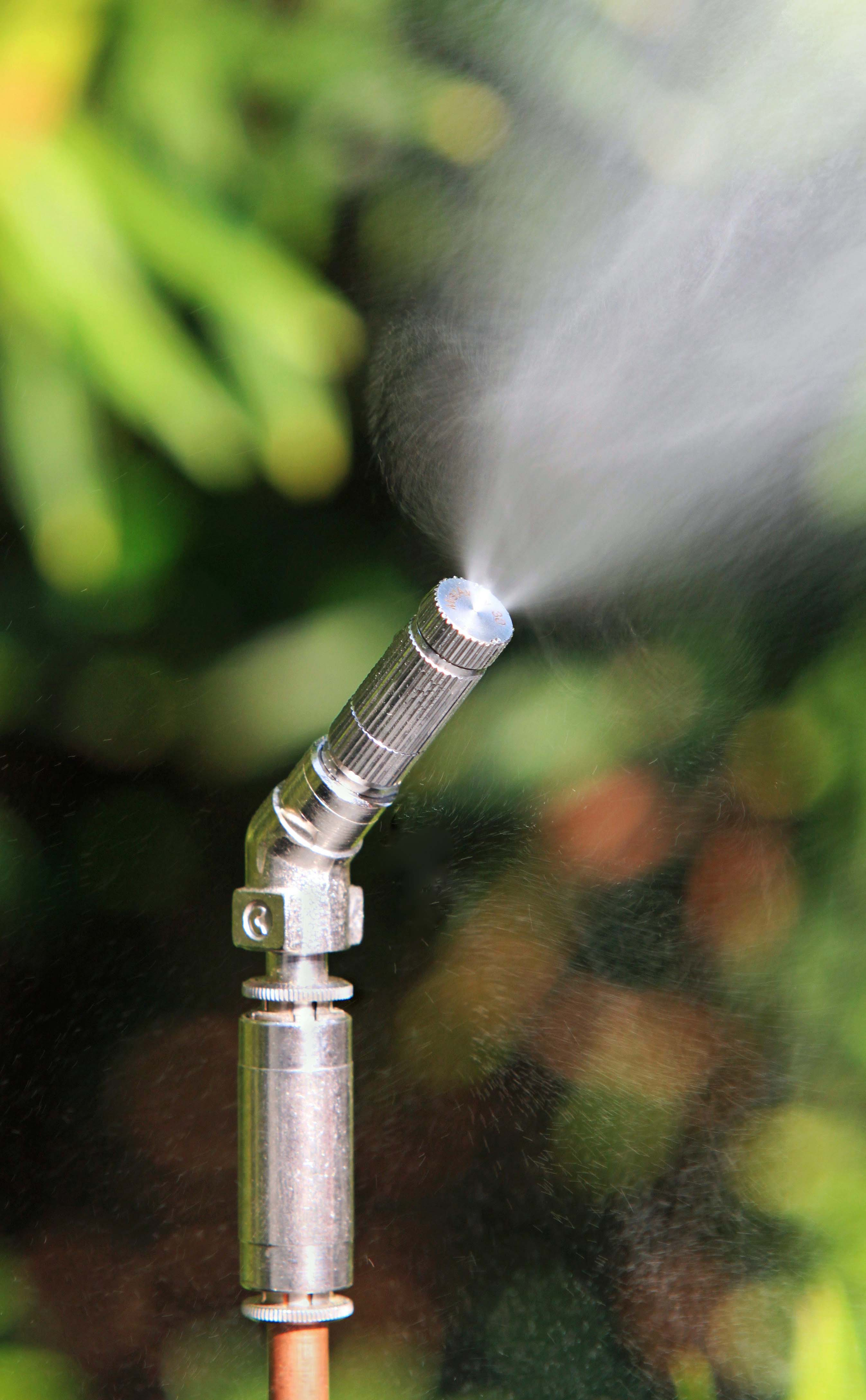 mosquito treatment misting system