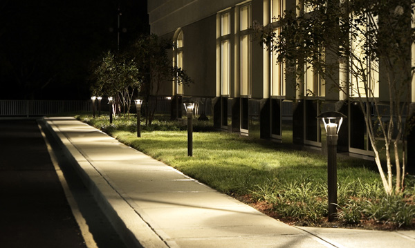 Perfect Louisville Commercial Outdoor Lighting