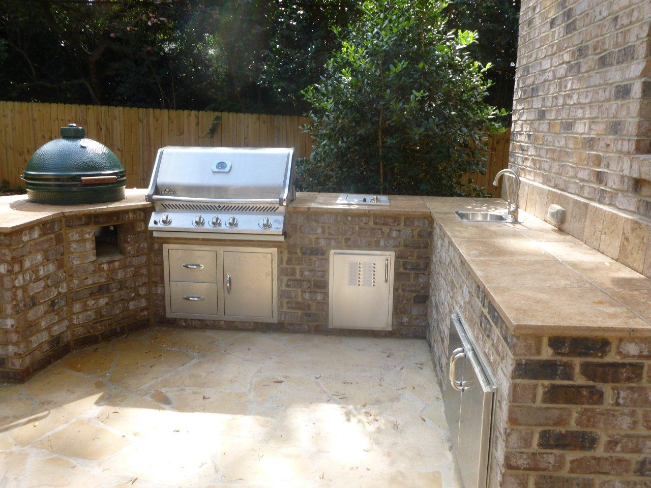 Outdoor Kitchen Builder In Salt Lake