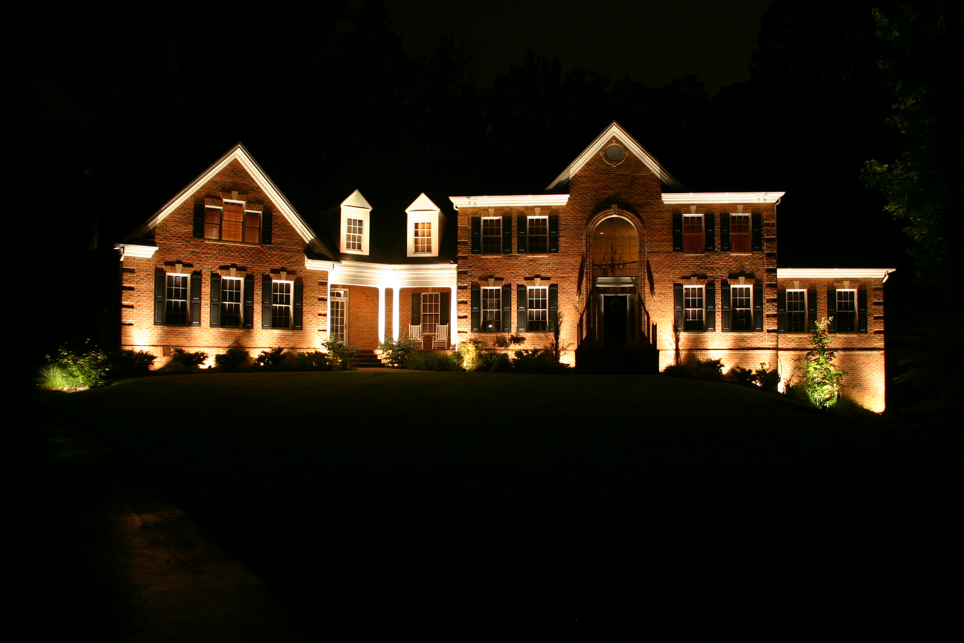 Architectural Outdoor Lighting In Baltimore, Maryland