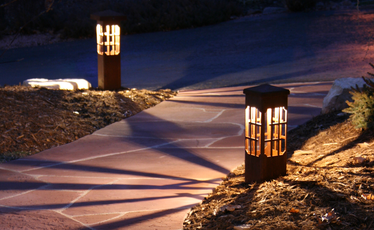 Wilmington decorative landscape lighting for Quality landscape lighting