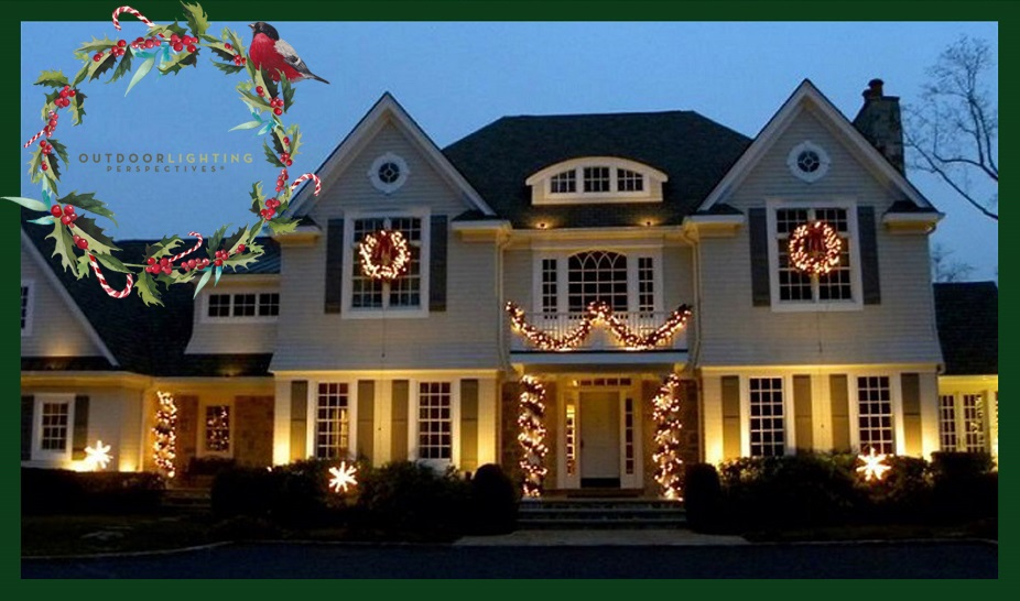 Long Island Holiday Outdoor Lighting Brings You Home for the Holidays! & Outdoor Holiday Lighting Installation Long Island | Christmas Lights azcodes.com