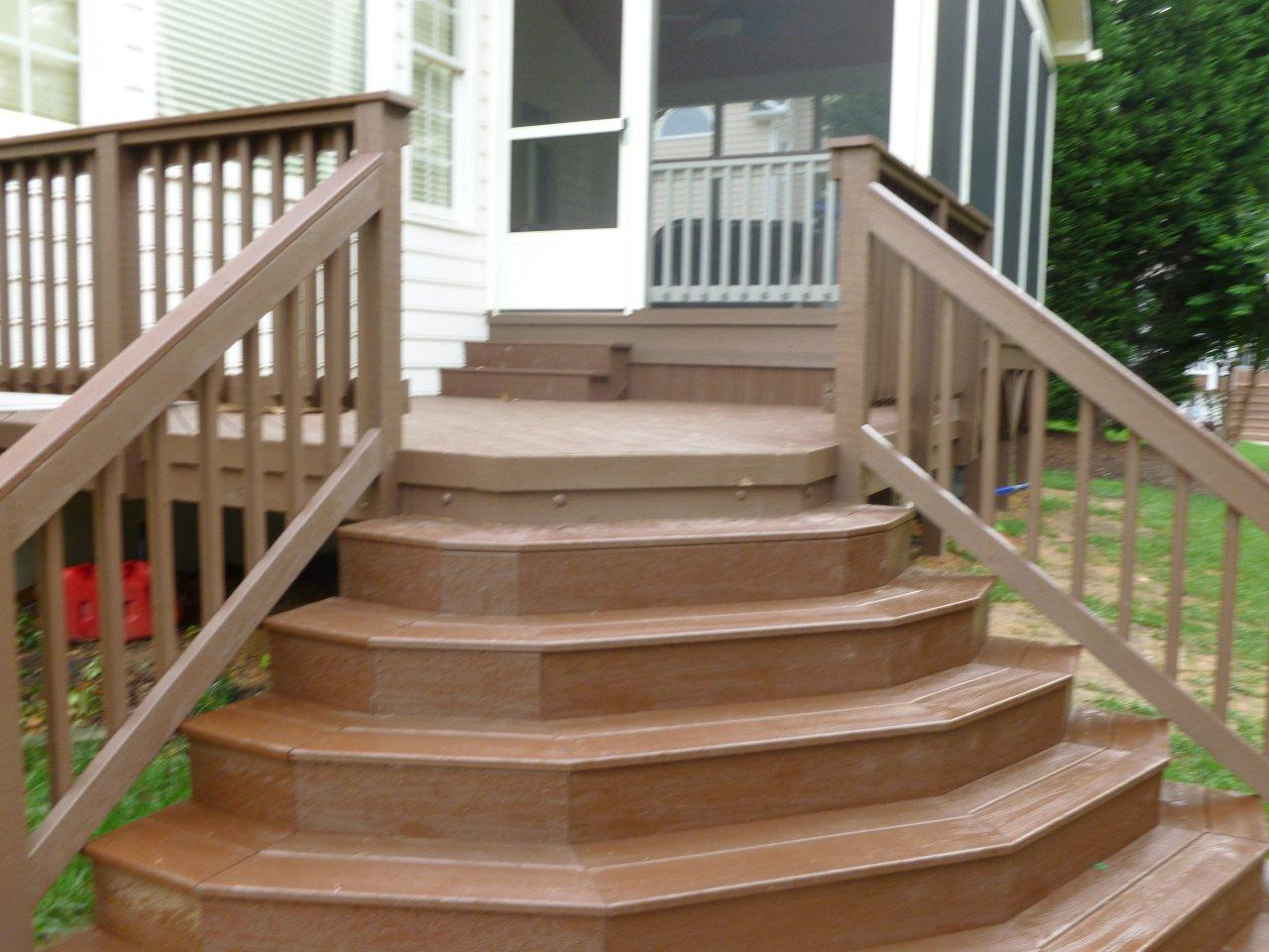 What It Really Takes To Build A Safe Deck In Salt Lake Archadeck - Building deck stairs railing