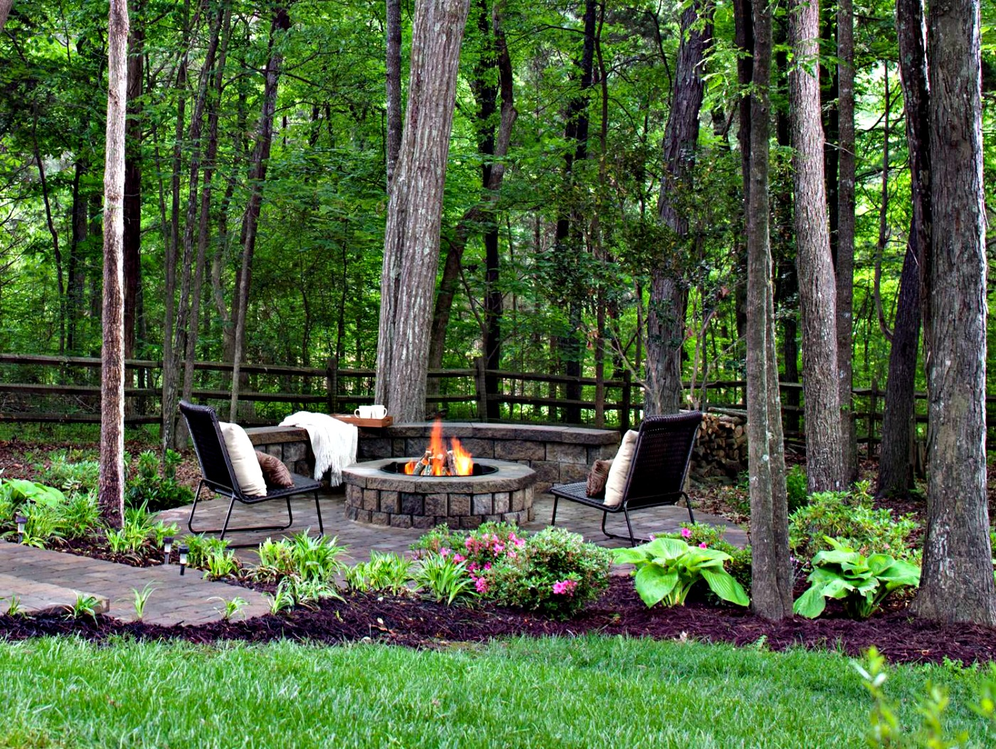 Stone Patios & Retaining Walls