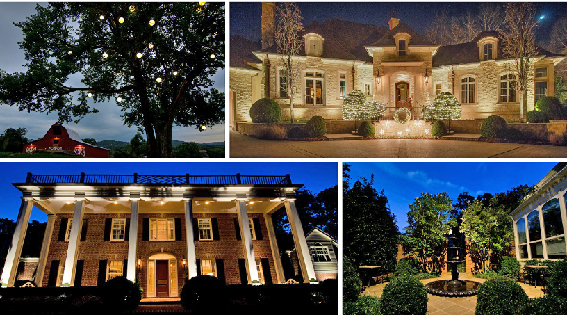 Weu0027ve been designing and installing outdoor lighting in Nashville for over 30 years. & Outdoor Lighting Perspectives Nashville | Outdoor Lighting ... azcodes.com