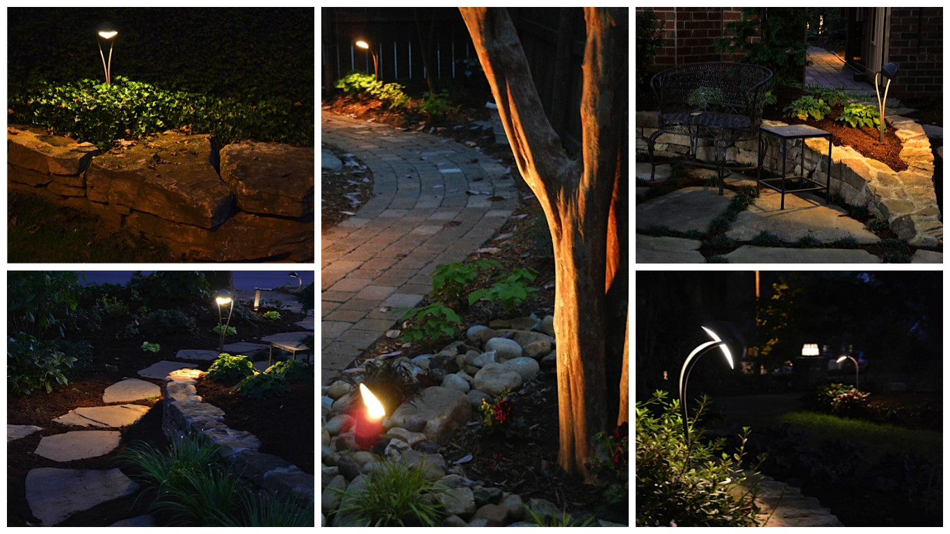 Charlotte led outdoor lighting upgrades and retrofits on the project pictured above which is located in the quaint elizabeth neighborhood in charlotte we converted the homeowners existing line voltage to mozeypictures Gallery