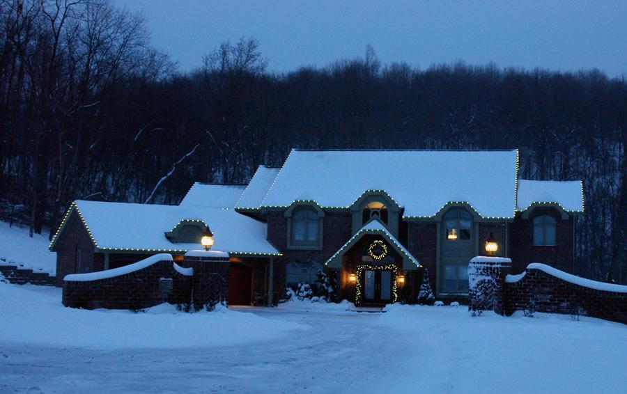 led outdoor christmas lights - Christmas Lights Minneapolis