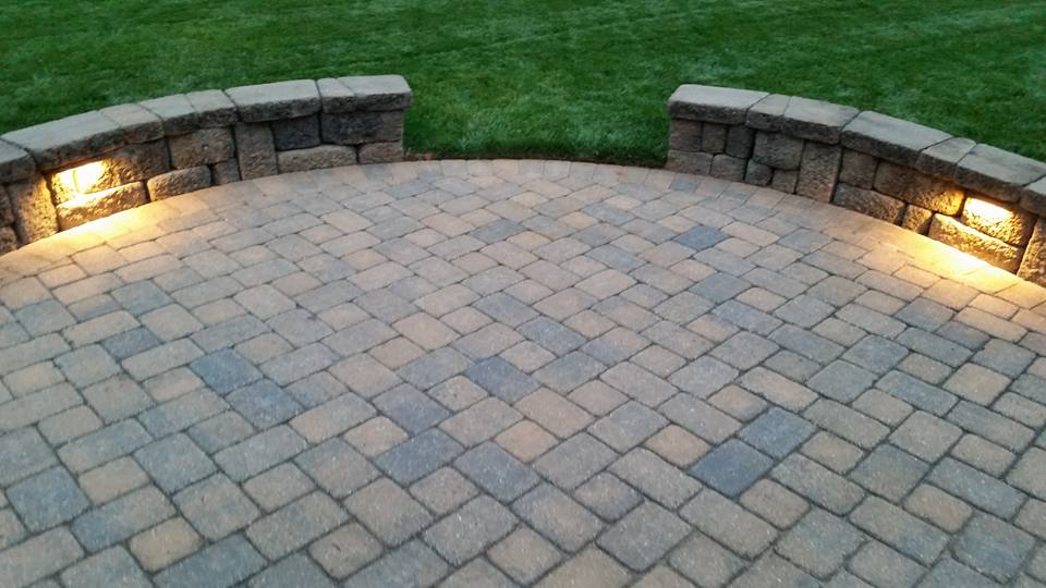 Exterior Stone Wall Lights : Blog Outdoor Lighting Perspectives
