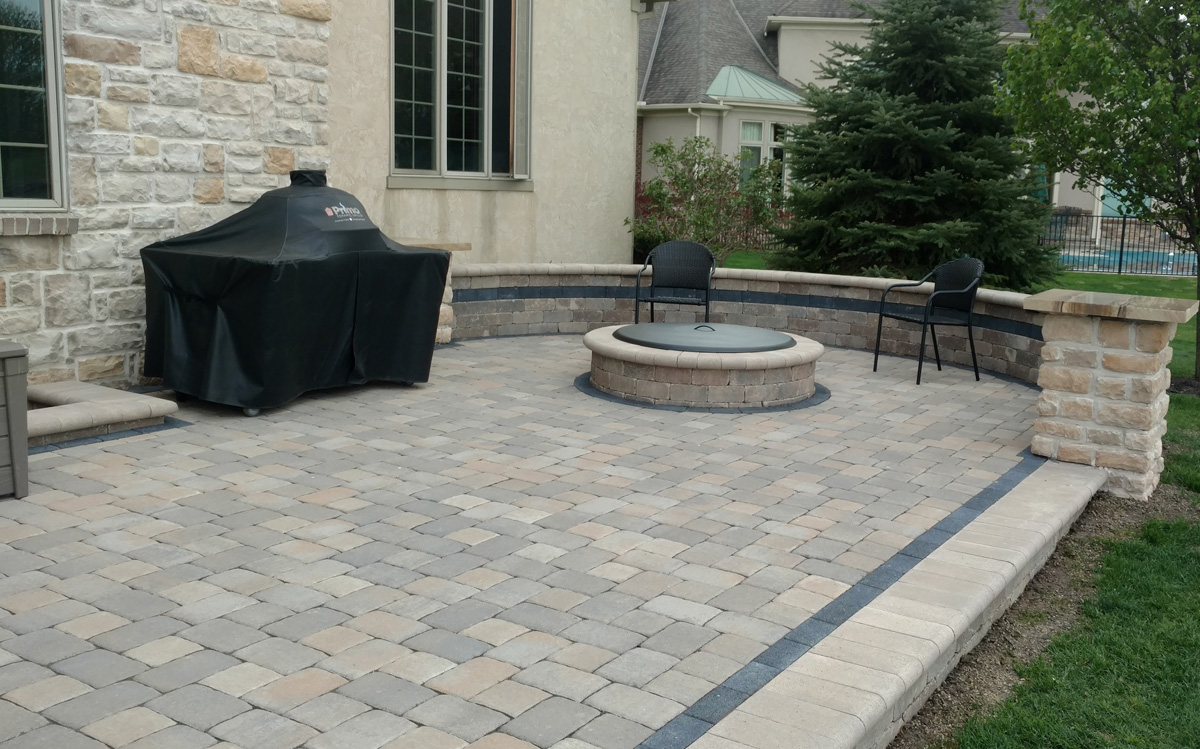While Composite Decking Is A Popular Choice In Our Area Thanks To Its  Durability And Low Maintenance, Did You Know A Hardscape Patio Offers  Similar Benefits ...