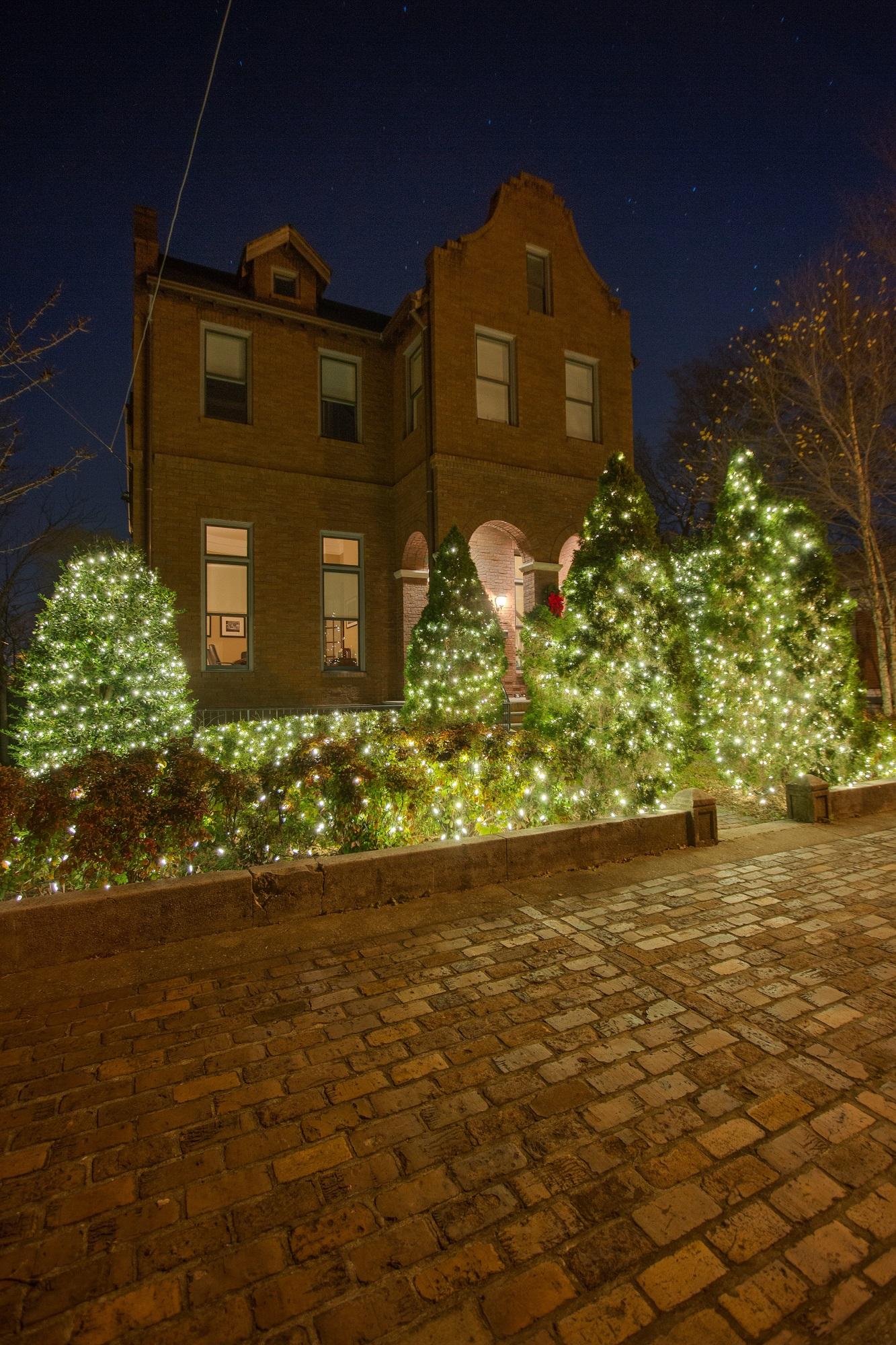 Nashville Lighting Where to view Christmas Lights in Nashville