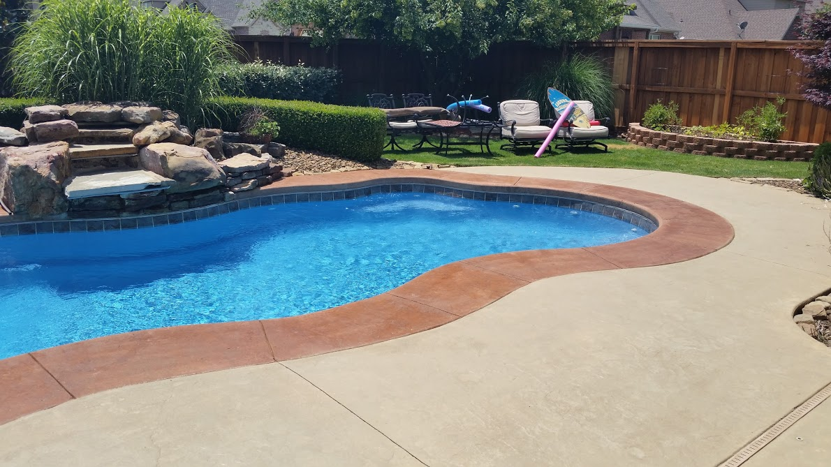 Pool Overlay - Renew Crew of Northwest Arkansas