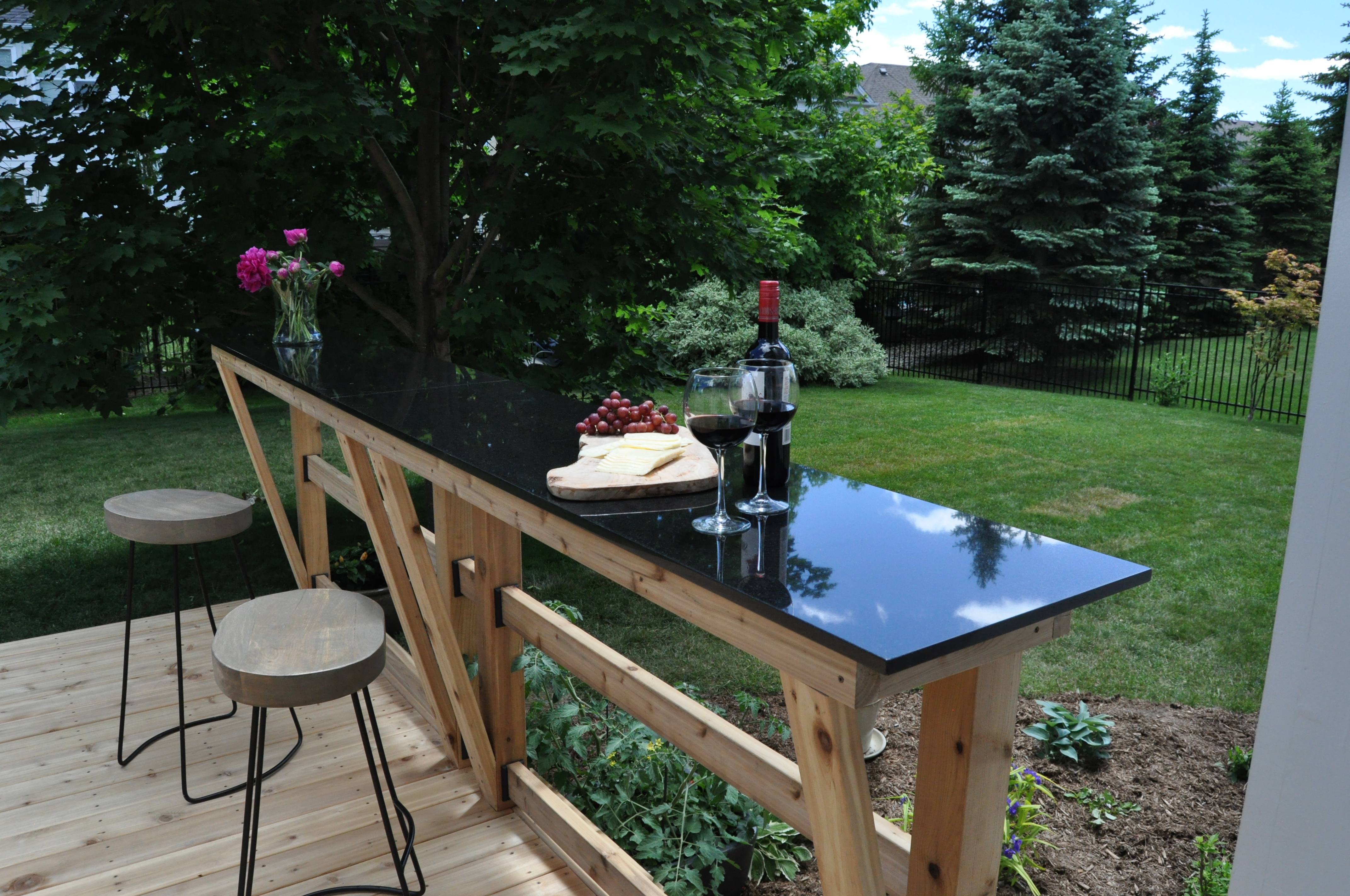 oakville deck builder
