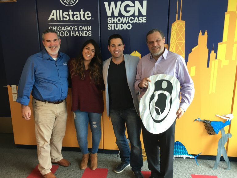 Owner David Berryhill's interview with Frank Fontana from WGN Radio Thumbnail