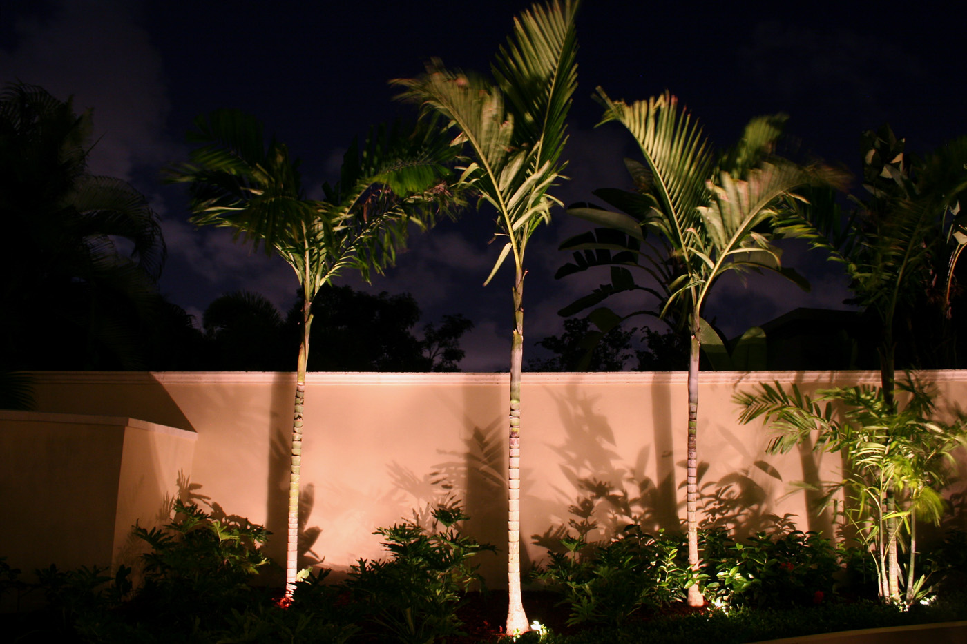 Vision Landscape Lighting Naples : Bonita springs outdoor lighting image gallery