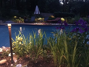 Is There Any Union More Magical Than Water And Light? Our Water Feature  Lighting Makes Your Pool Surround, Waterfall, Fountain Or Even Your Koi  Pond A ...