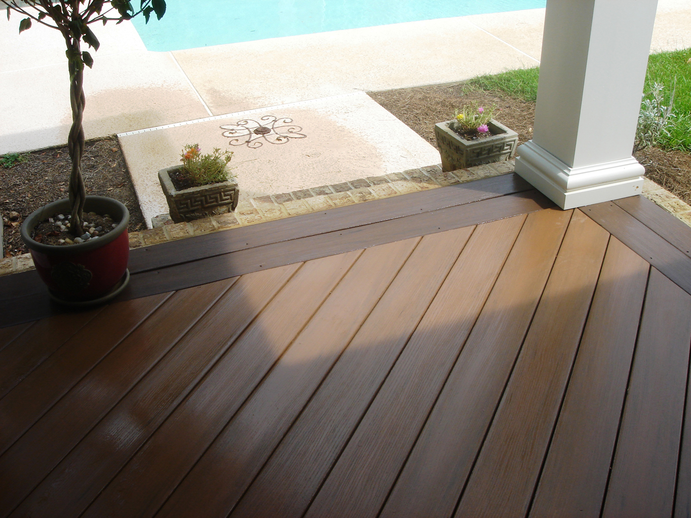Best way to remove paint from a wood deck - Best Way To Remove Paint From A Wood Deck