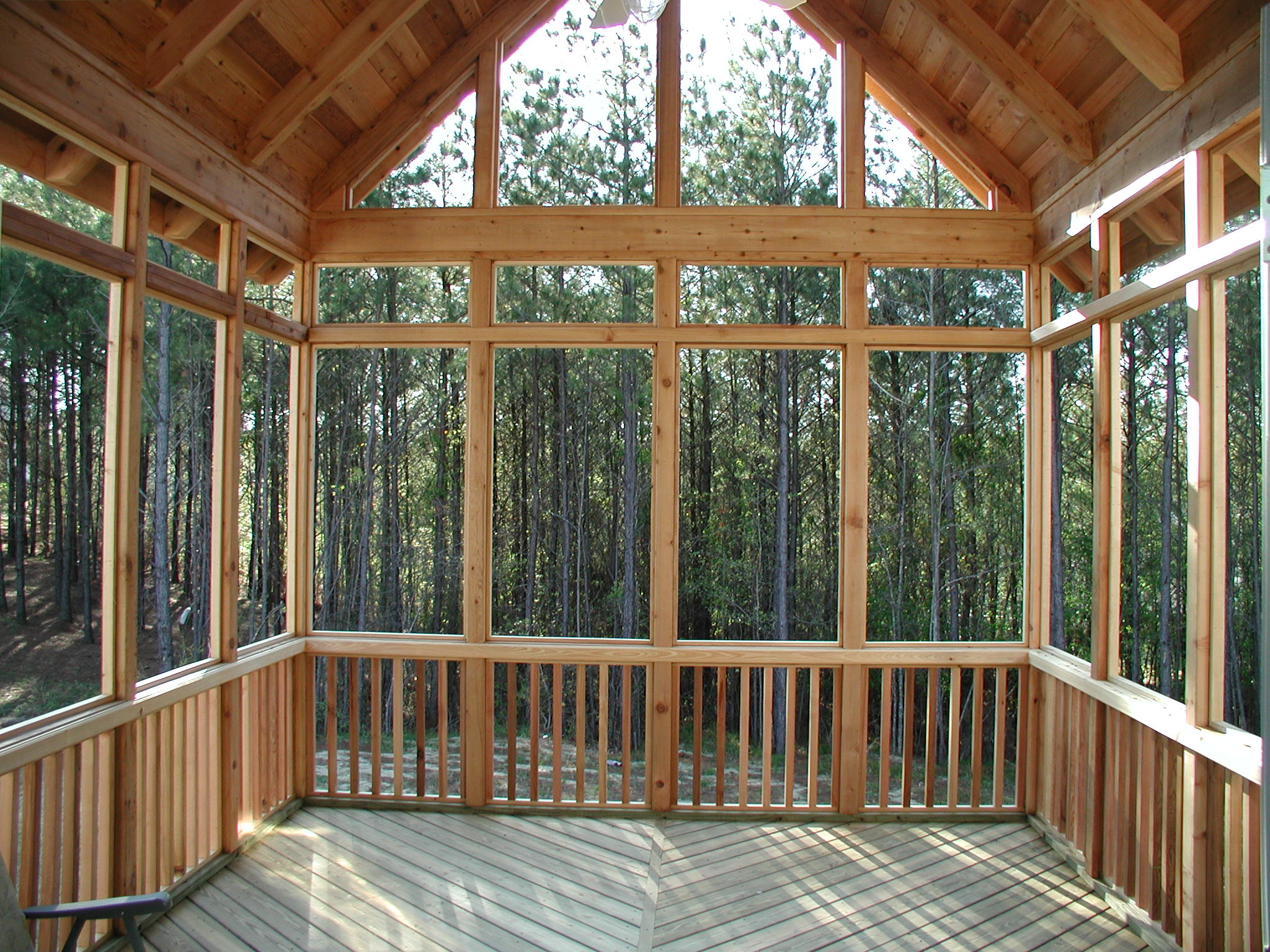 the most popular outdoor room is a screened porch because of its versatility a screened porch provides protection from the rain sun protection - Outdoor Screened Porches