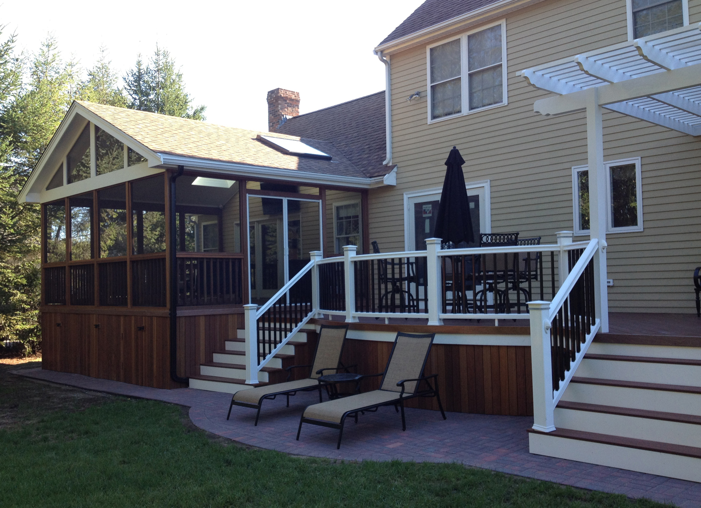 Archadeck of salt lake deck design ideas archadeck for Deck architecture