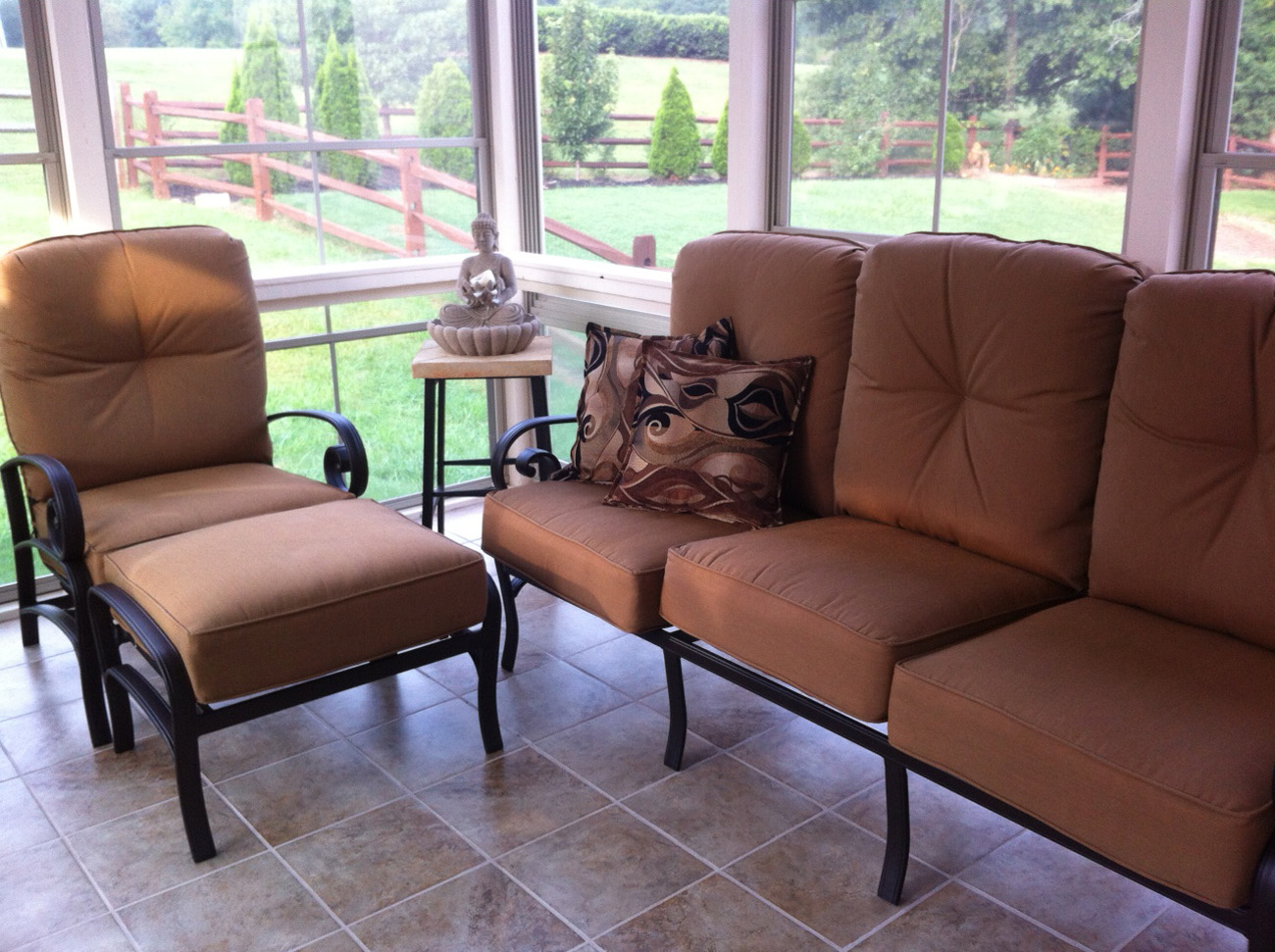 Deck amp patio furniture are often neglected when hiring a pressure - Do You Still Need Further Protection Or Extended Outdoor Living Function Replace The Screens With Porch Windows Such As Eze Breeze For A Flexible Space To