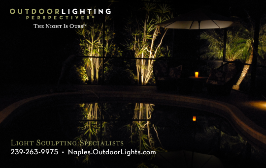 Vision Landscape Lighting Naples : Outdoor lighting perspectives of naples in the media