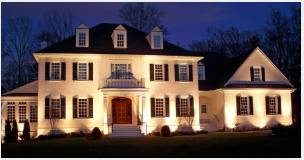 No Empty Houses with Lighting Controls | Outdoor Lighting Perspectives