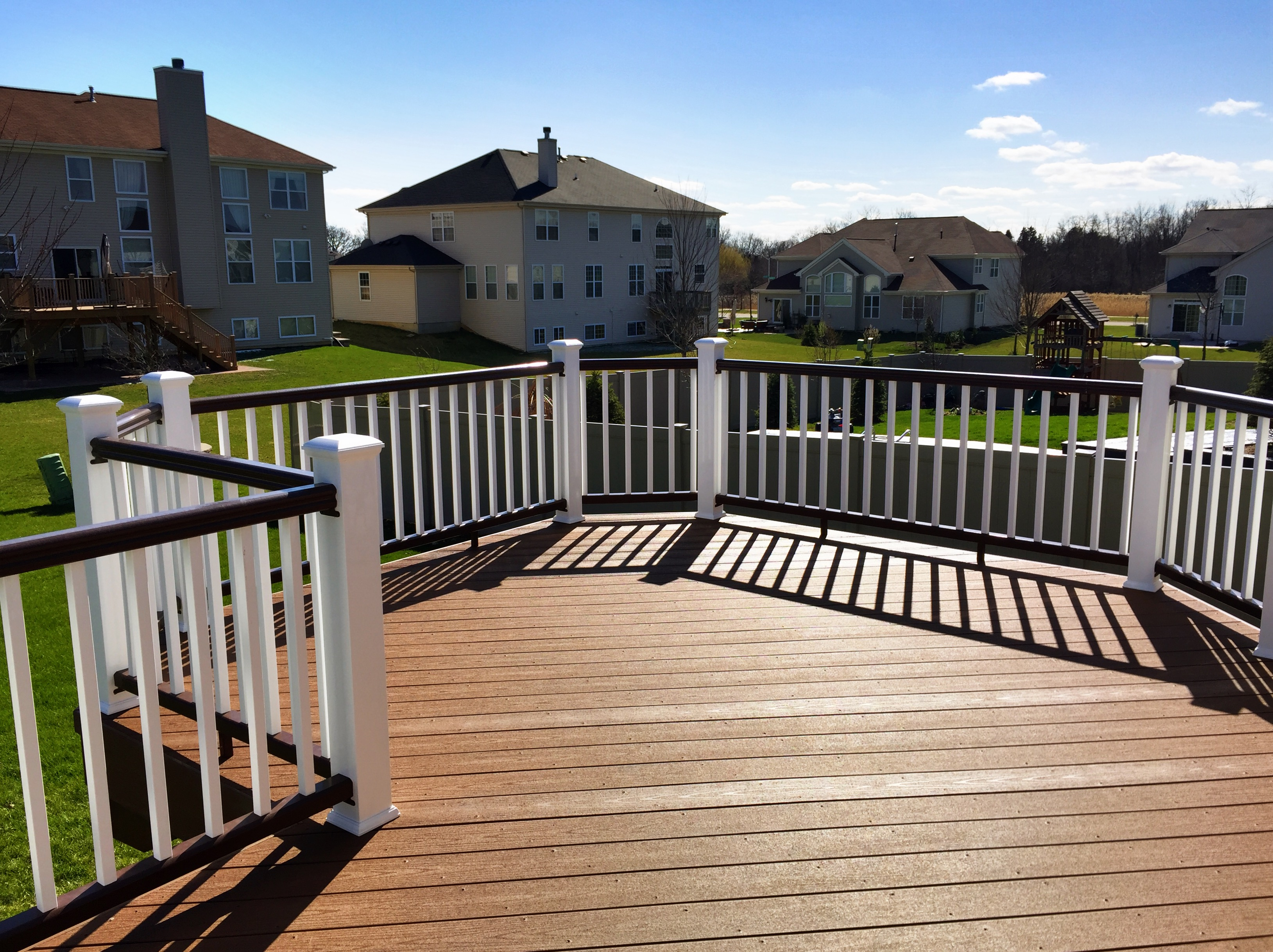 Wood Vs. Low Maintenance Decking -Which is the best option for you? Thumbnail