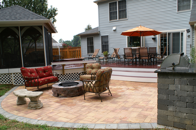 Raleighu0027s Best Patio Builder