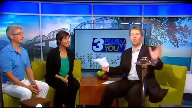 Outdoor Lighting Interview – WRCB Chattanooga Thumbnail