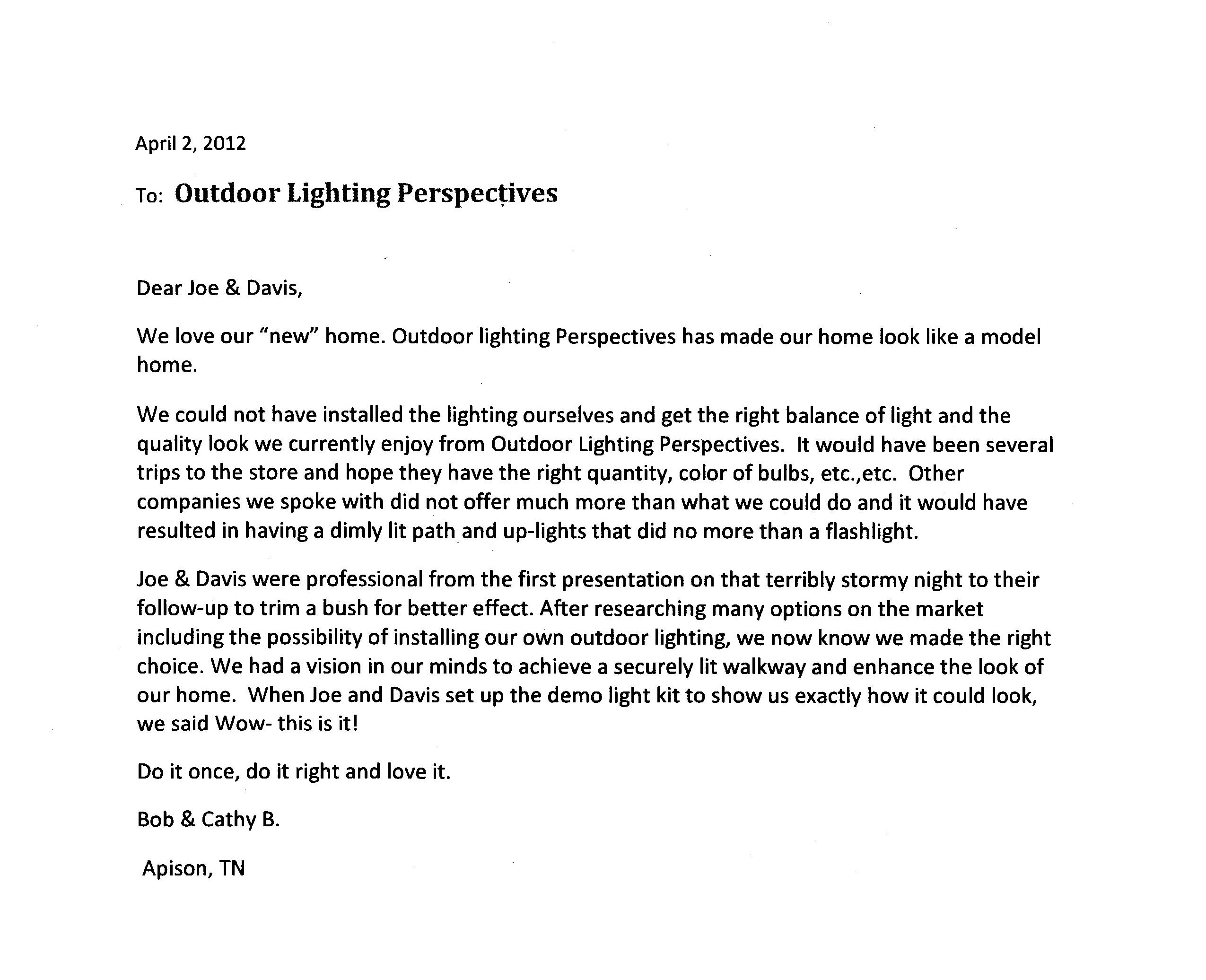 Recommendations outdoor lighting perspectives an error occurred aljukfo Images