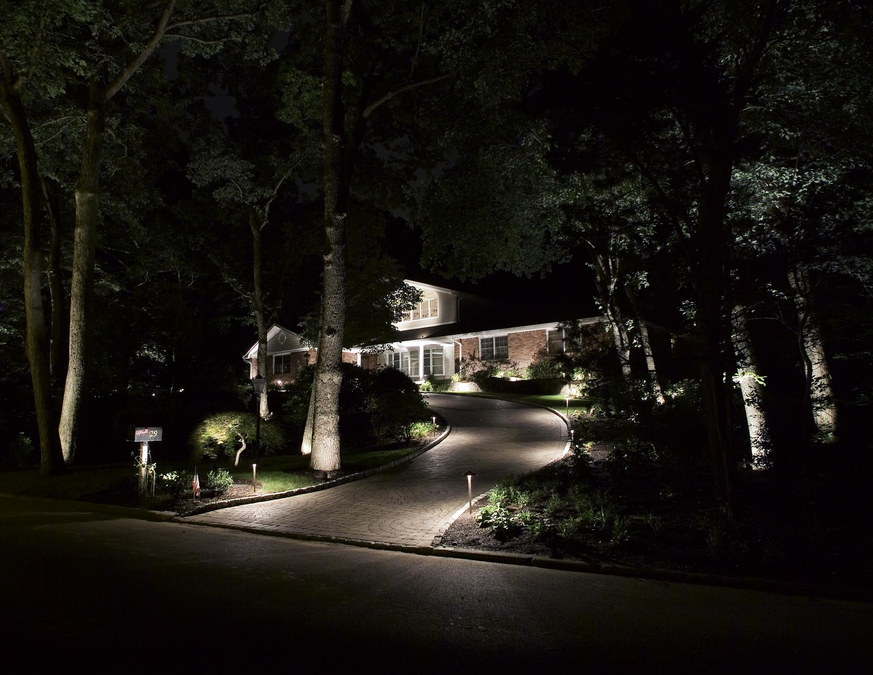 Outdoor Lighting Designs Long Island