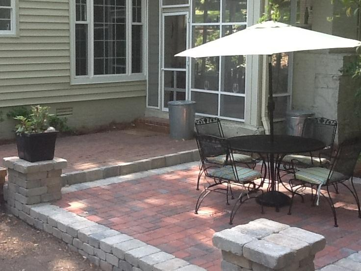 Paver Patios And Hardscapes In Macon And Warner Robins GA - Georgia patio