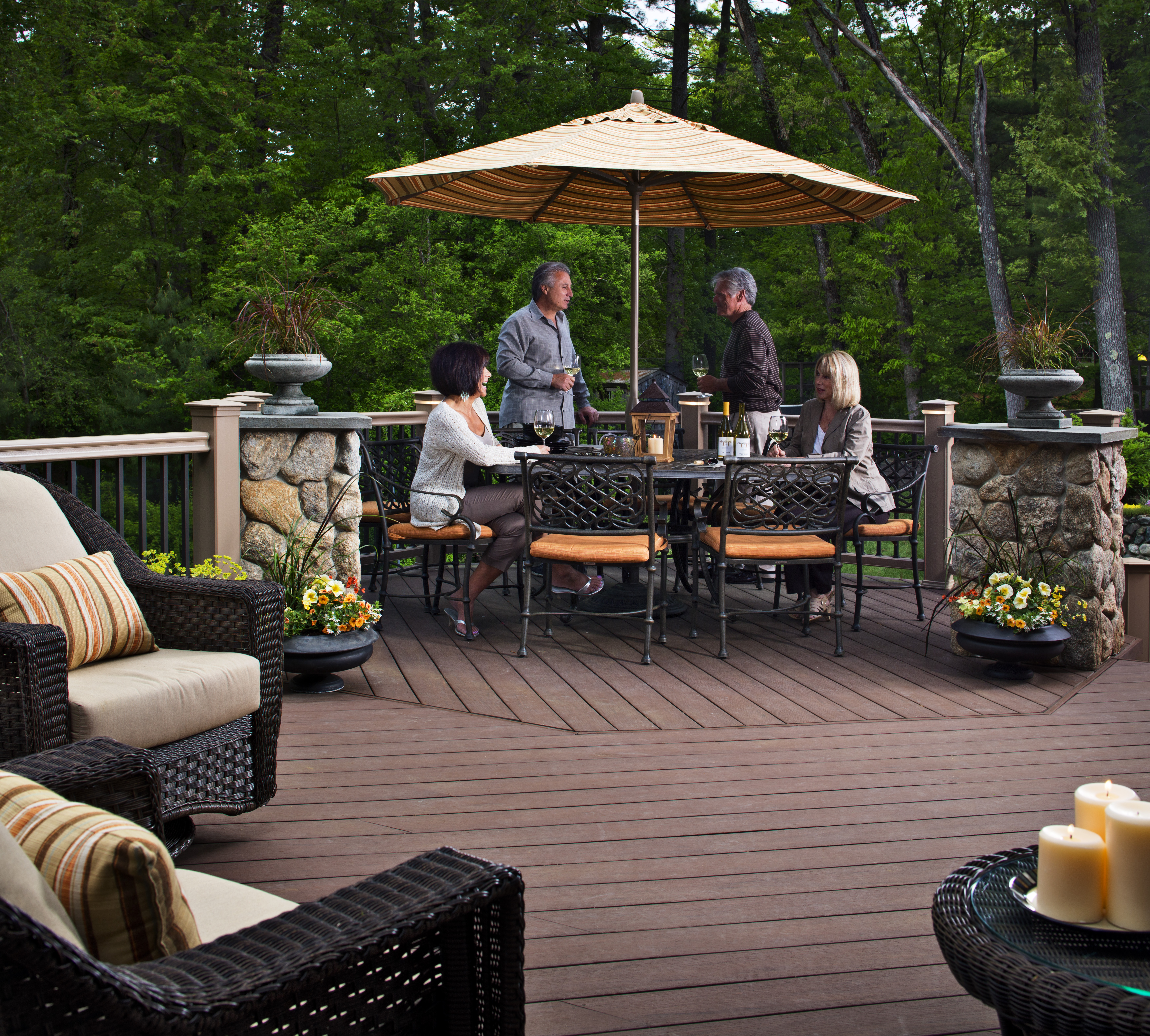 Deck amp patio furniture are often neglected when hiring a pressure - Deck Amp Patio Furniture Are Often Neglected When Hiring A Pressure 17