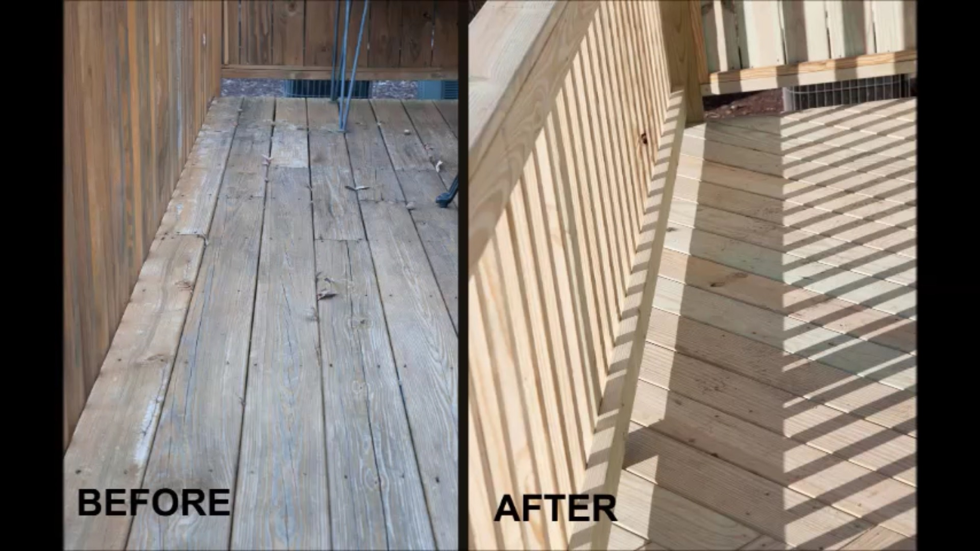 Raleigh Condo Deck Replacement Thumbnail