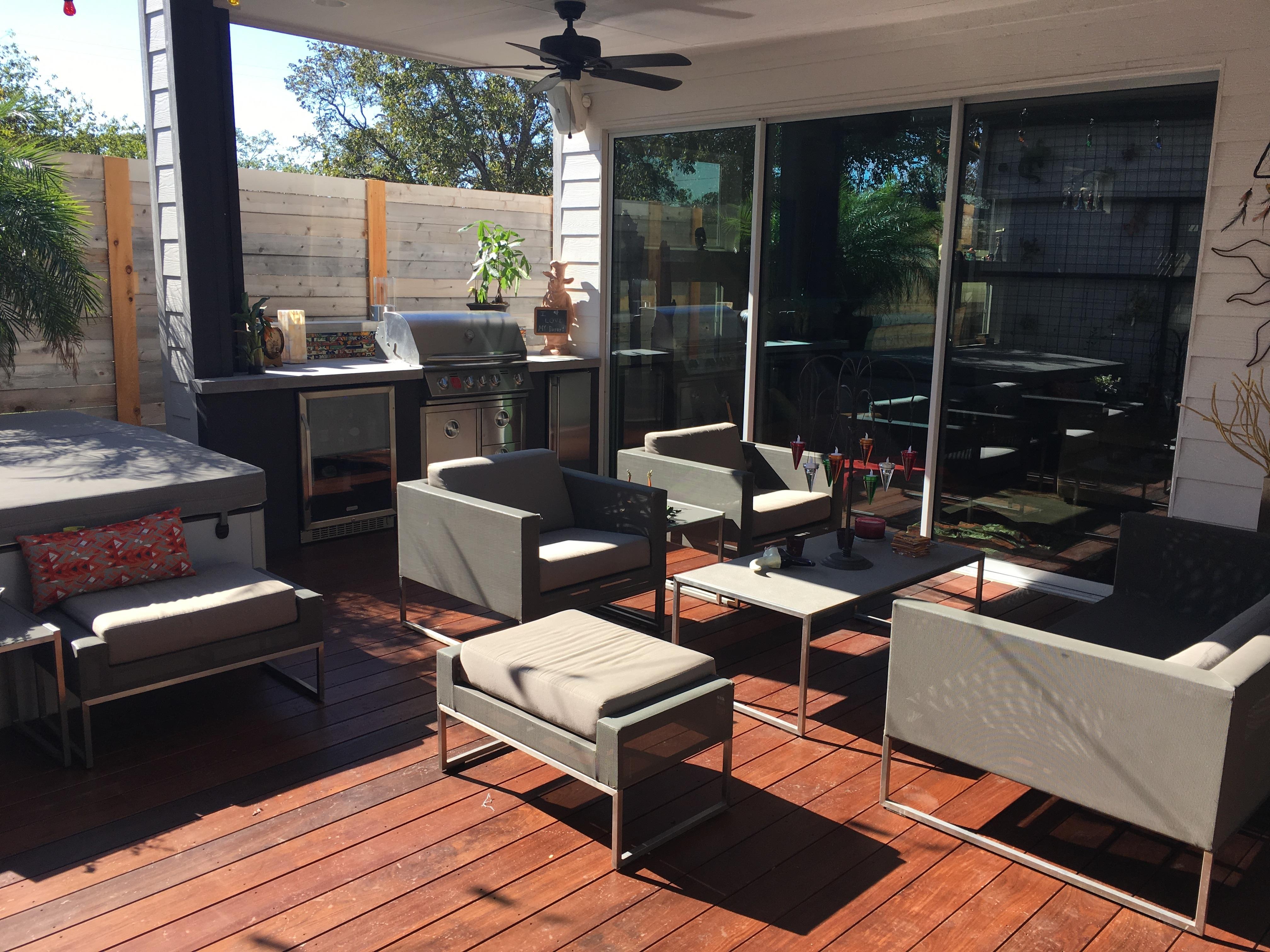 Austin TX Outdoor Kitchen Builder