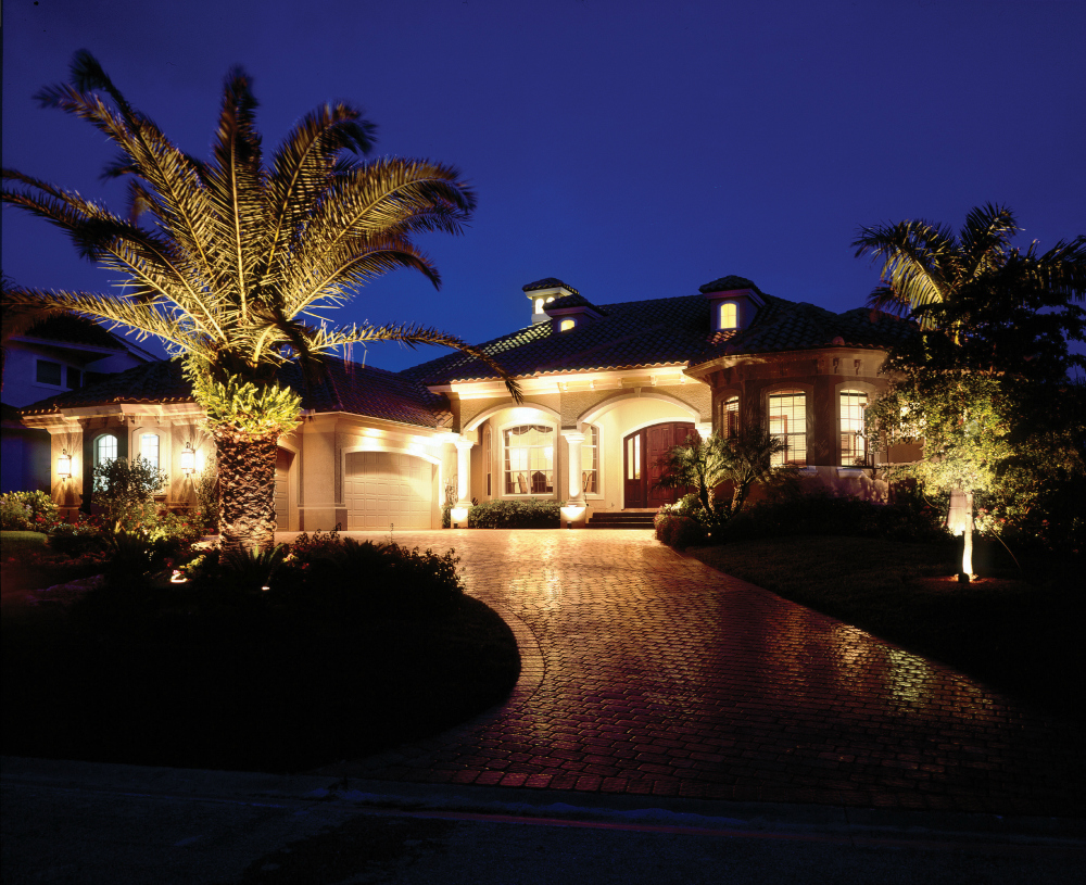 Vision Landscape Lighting Naples : Outdoor lighting perspectives of naples
