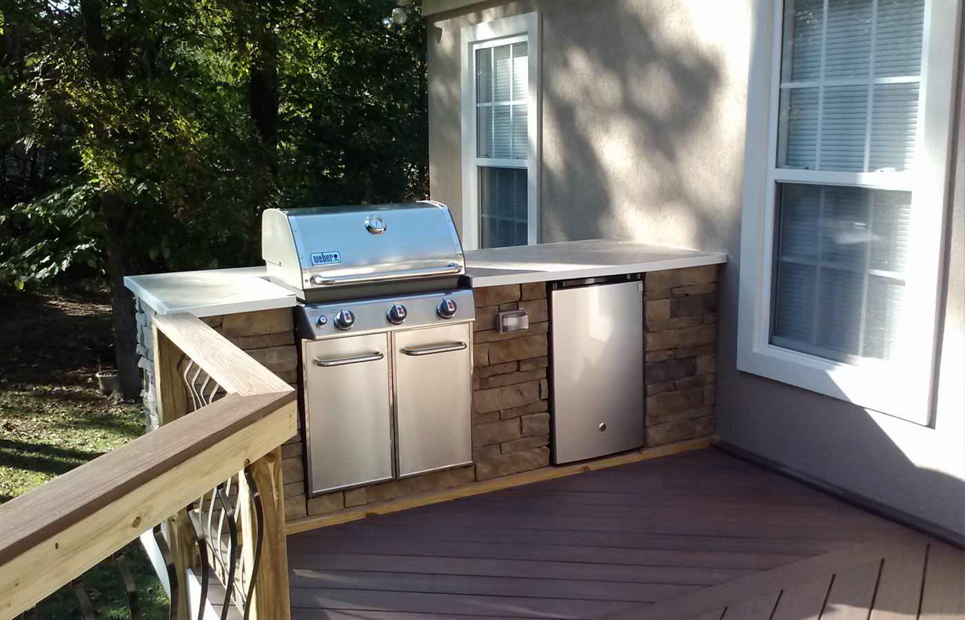 Deck Builder in Macon & Warner Robins Thumbnail