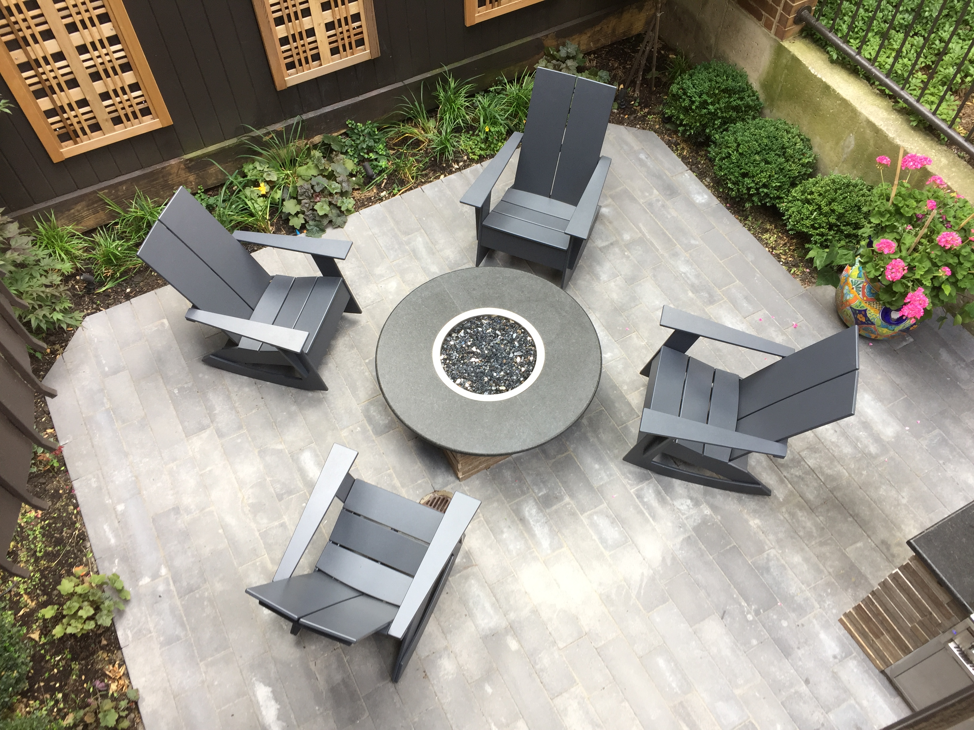 Check out WGN Radio Personality Roe Conn's new Belgard Patio built by Archadeck Thumbnail