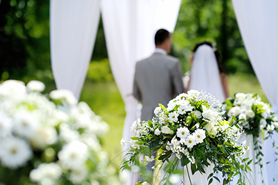 Enjoy a pest-free wedding