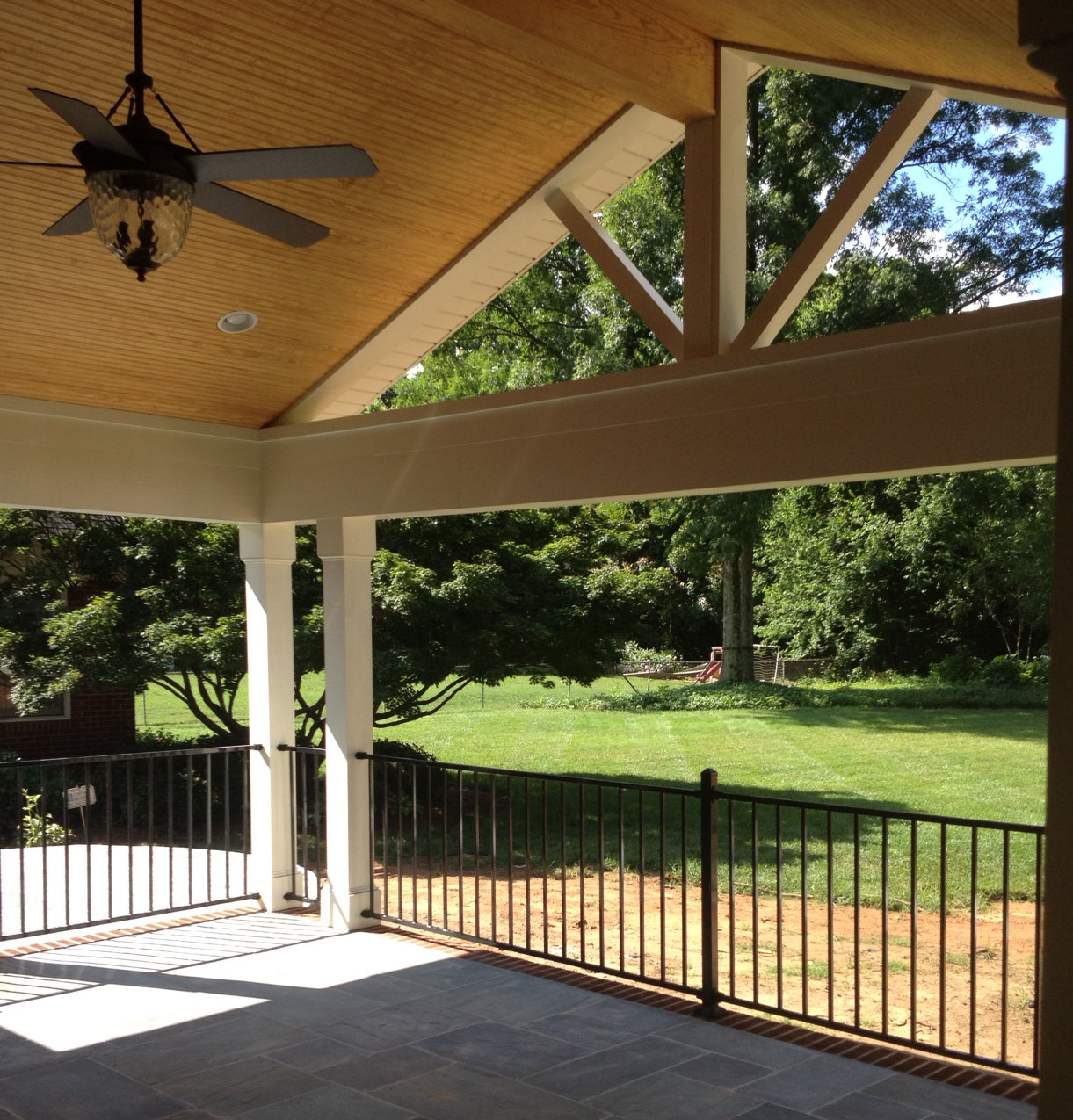 Charlotte Nc Porch Builder