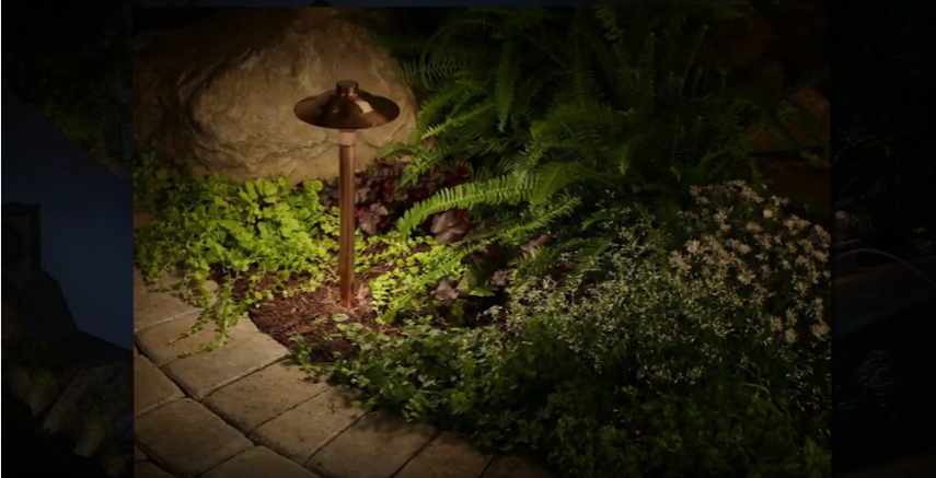 Landscape Lighting Raleigh : Cary nc outdoor lighting