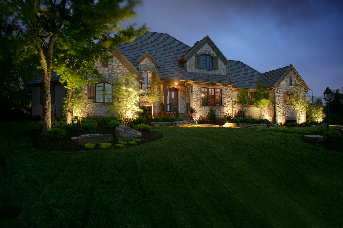 Outdoor lighting design outdoor lighting perspectives for Exterior lighting design