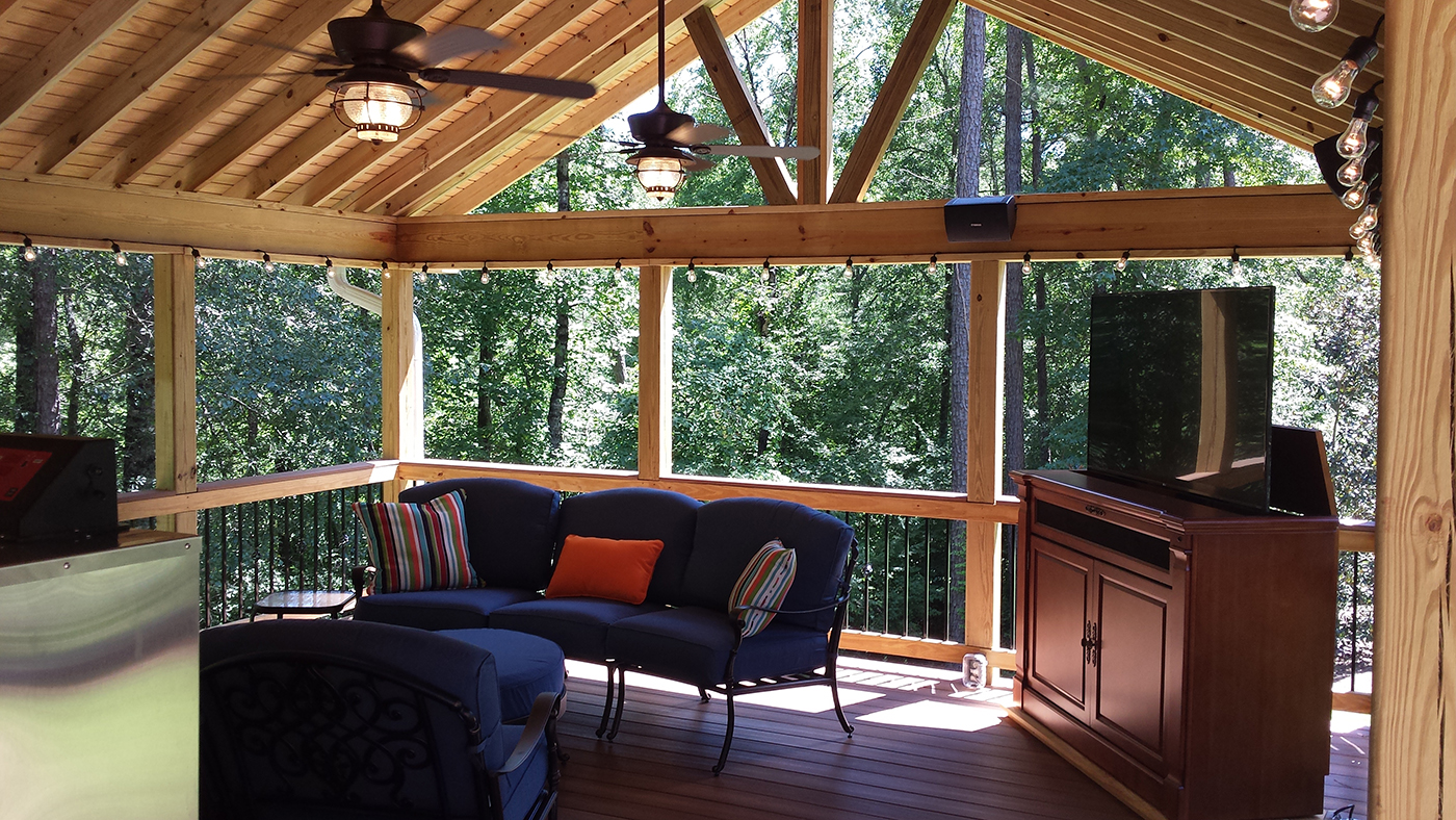 Gable Shed Flat Hip What Is The Best Roof For Your New Central GA Area Po