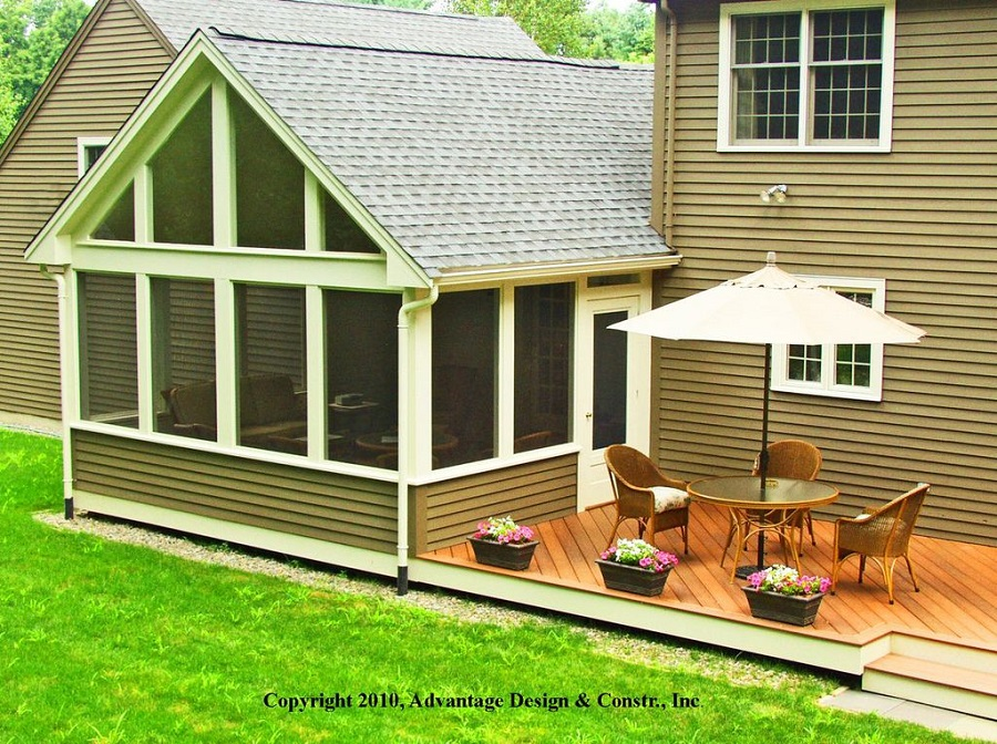 Three season porches archadeck outdoor living for Three season porch