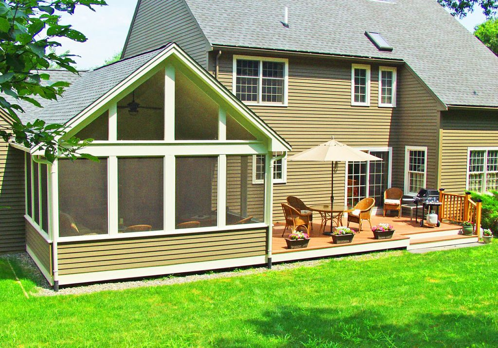 Three season porches archadeck outdoor living 3 season rooms