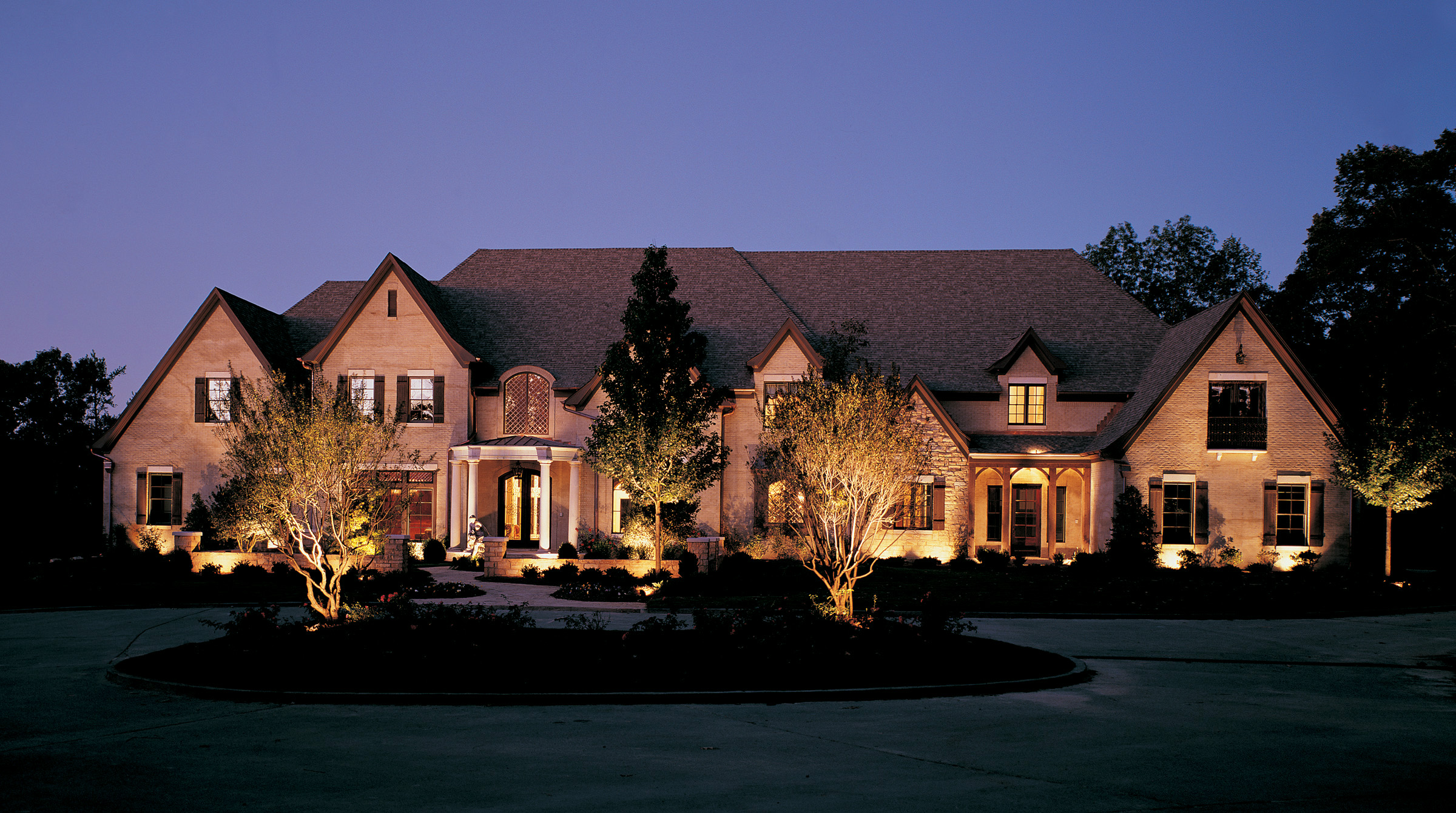 Blog outdoor lighting perspectives for Lighting for new homes